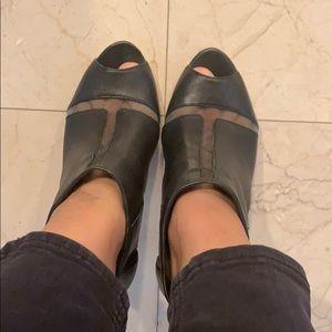 Jessica Simpson Black heels size 8